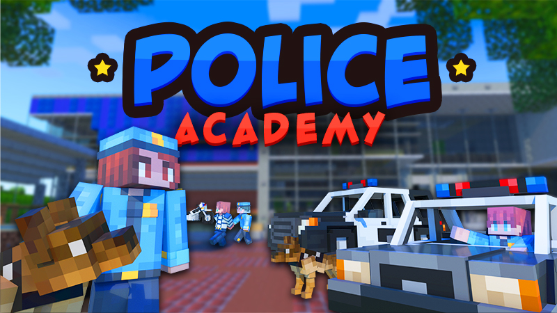Police Academy  Roleplay on the Minecraft Marketplace by InPvP