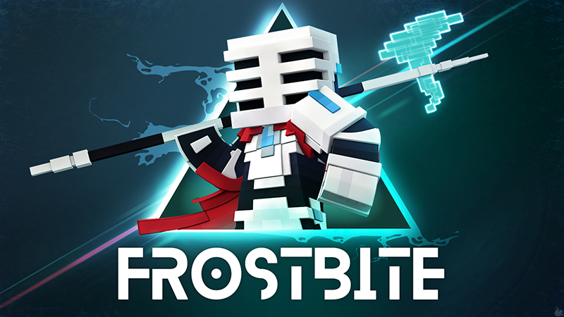 Frostbite on the Minecraft Marketplace by Glowfischdesigns