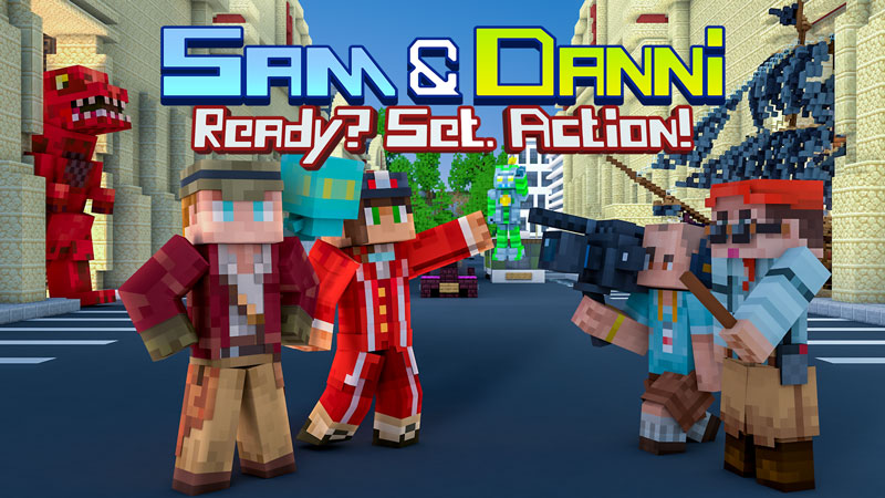 Sam  Danni  Episode 7 on the Minecraft Marketplace by Blockception