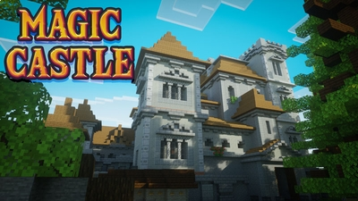 Magic Castle on the Minecraft Marketplace by Chunklabs