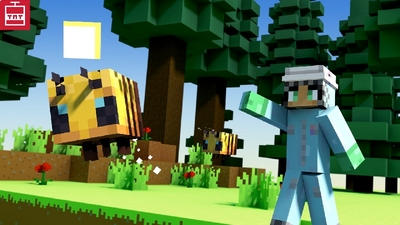Bee Masters on the Minecraft Marketplace by TNTgames