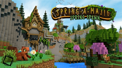 Springamajig Spawn on the Minecraft Marketplace by The Misfit Society