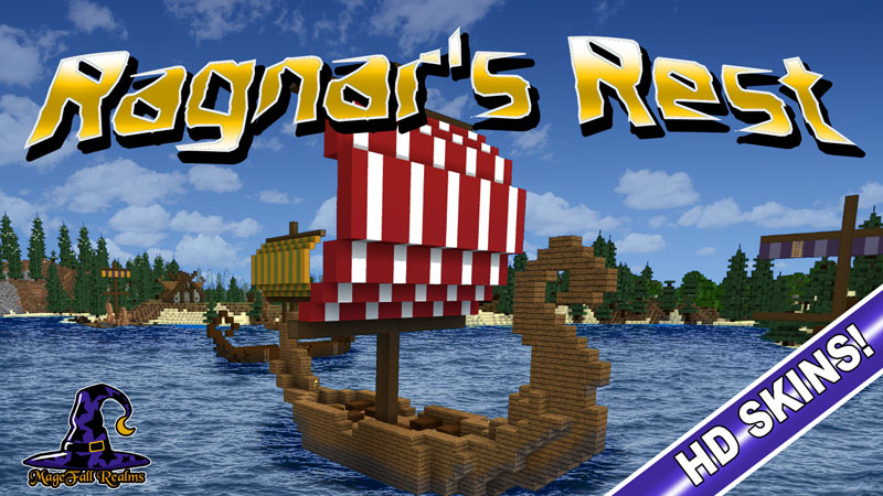 Ragnars Rest on the Minecraft Marketplace by Magefall