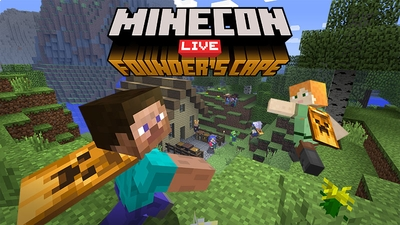 Founders Cape on the Minecraft Marketplace by Minecraft