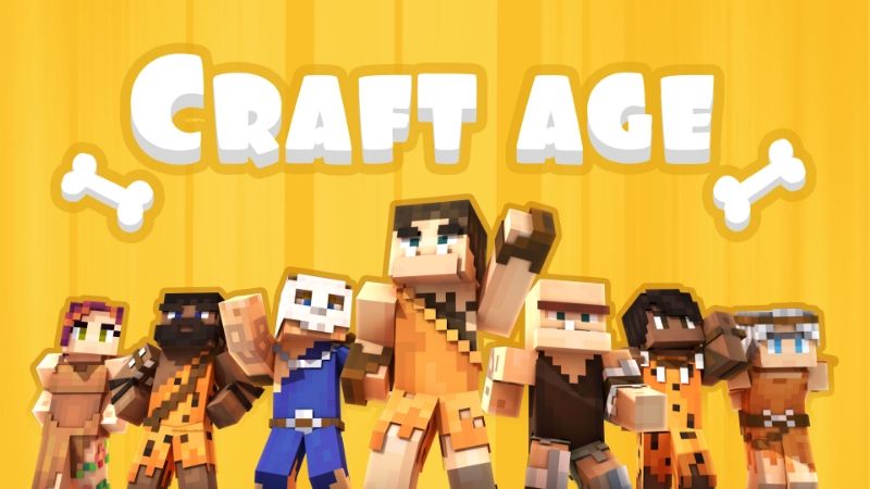 Craft Age on the Minecraft Marketplace by Sapphire Studios