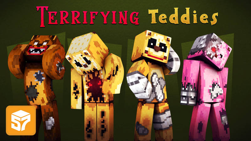 Play Terrifying Teddies