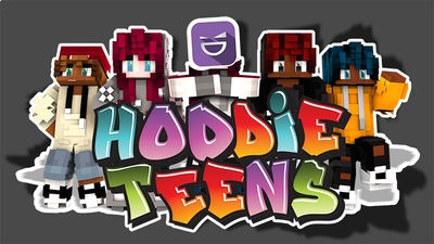 Hoodie Teens on the Minecraft Marketplace by Giggle Block Studios