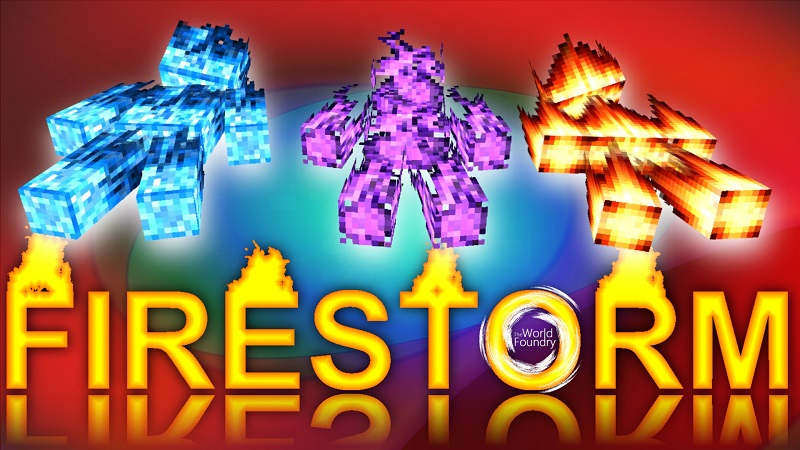 FIRESTORM on the Minecraft Marketplace by The World Foundry