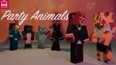Party Animals on the Minecraft Marketplace by TNTgames
