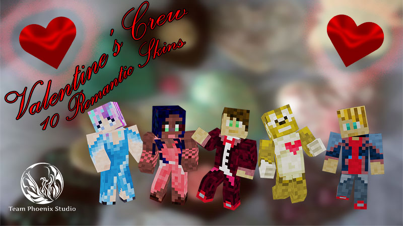 Valentines Crew on the Minecraft Marketplace by Team Phoenix Studio