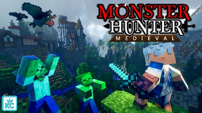 Monster Hunter Medieval on the Minecraft Marketplace by King Cube