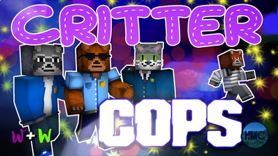 Critter Cops on the Minecraft Marketplace by The Wizard and Wyld