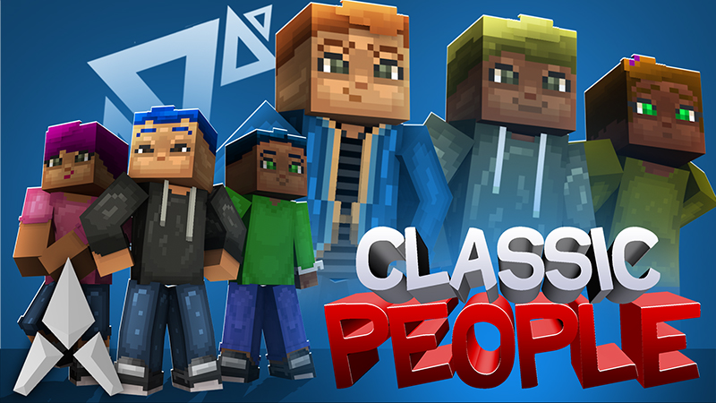 Classic People on the Minecraft Marketplace by Mine-North