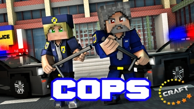 Cops on the Minecraft Marketplace by The Craft Stars