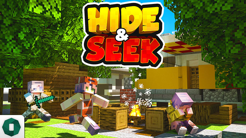 Hide  Seek on the Minecraft Marketplace by Octovon