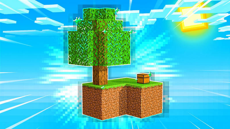 Ultimate Skyblock on the Minecraft Marketplace by BLOCKLAB Studios