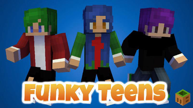 Funky Teens on the Minecraft Marketplace by MobBlocks