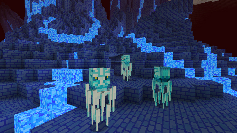 Ice Nether By Cyclone Designs Minecraft Marketplace Share your thoughts on graphics issues like lighting, animations, colors, textures, icons, and effects related to graphics. ice nether by cyclone designs