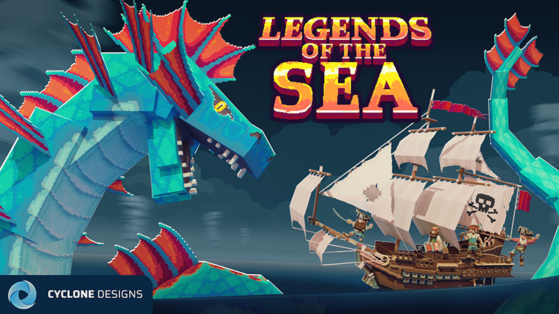 Legends of the Sea on the Minecraft Marketplace by Cyclone