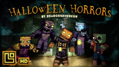 Halloween Horrors on the Minecraft Marketplace by Pixel Squared