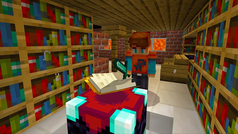 Underground Lava Base In Minecraft Marketplace Minecraft