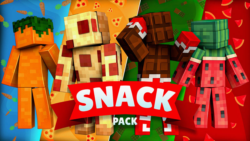 Snack Pack on the Minecraft Marketplace by Blockception