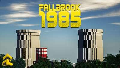 Fallbrook 1985 on the Minecraft Marketplace by Project Moonboot