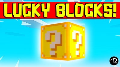 LUCKY BLOCKS on the Minecraft Marketplace by Pickaxe Studios