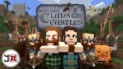 Scotlands Clans and Castles on the Minecraft Marketplace by 4J Studios