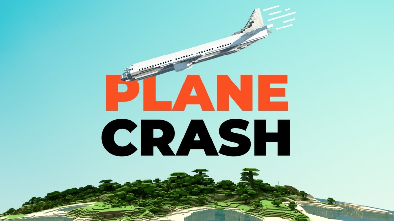 Plane Crash on the Minecraft Marketplace by Shapescape