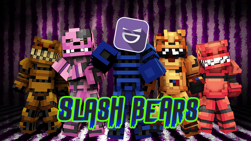 Slash Bears on the Minecraft Marketplace by Giggle Block Studios