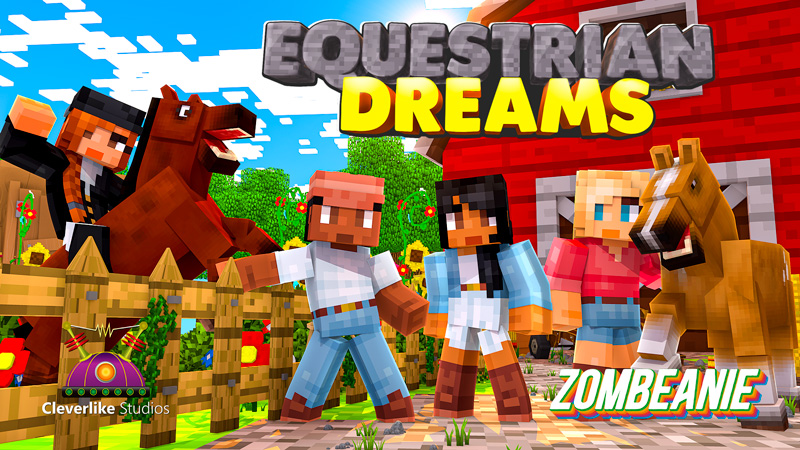 Equestrian Dreams on the Minecraft Marketplace by Cleverlike