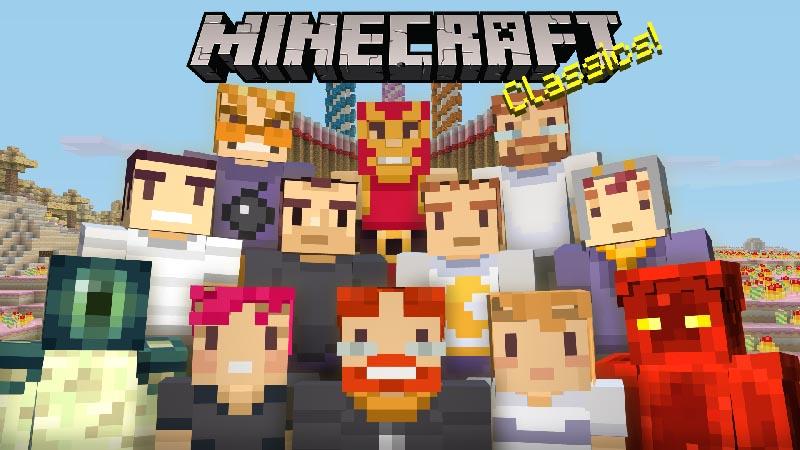 3rd Birthday Skin Pack In Minecraft Marketplace Minecraft