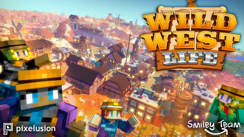 Wild West Life on the Minecraft Marketplace by Pixelusion