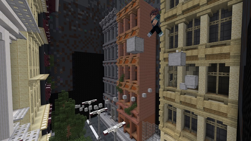 Lucky Jumps Parkour on the Minecraft Marketplace by BBB Studios