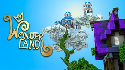 Wonderland on the Minecraft Marketplace by Impulse