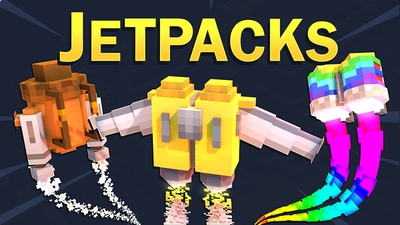 Jetpacks on the Minecraft Marketplace by AriaCreations