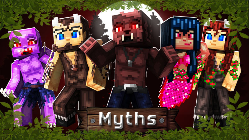 Myths HD on the Minecraft Marketplace by IriumBT