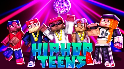 Hip Hop Teens on the Minecraft Marketplace by IriumBT
