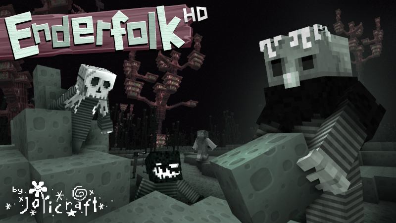 Jolicrafts Enderfolk HD on the Minecraft Marketplace by Jolicraft