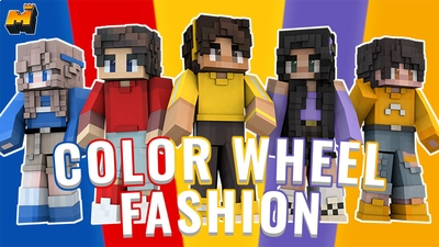Color Wheel Fashion on the Minecraft Marketplace by Mineplex