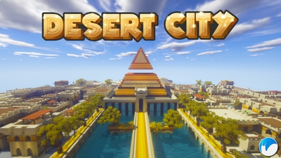 Desert City on the Minecraft Marketplace by Snail Studios