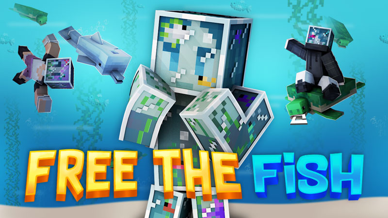 Free the Fish on the Minecraft Marketplace by BBB Studios