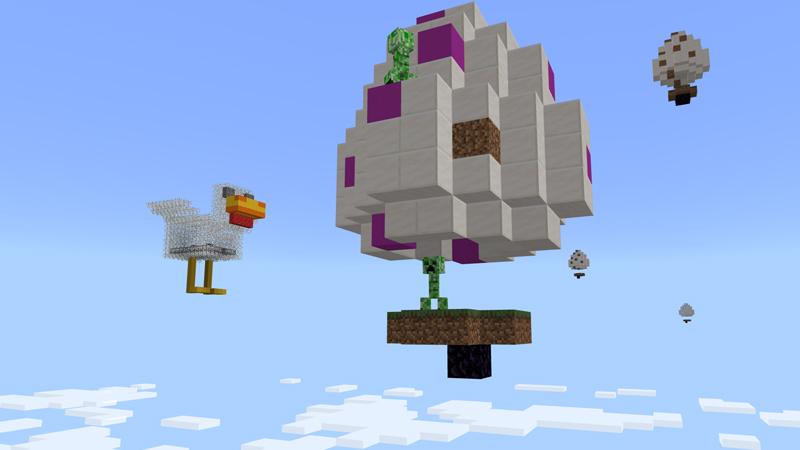 Skyblock: Chicken Rampage by Dragnoz