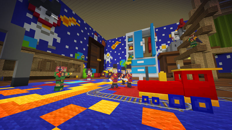 Elf Patrol on the Minecraft Marketplace by Noxcrew