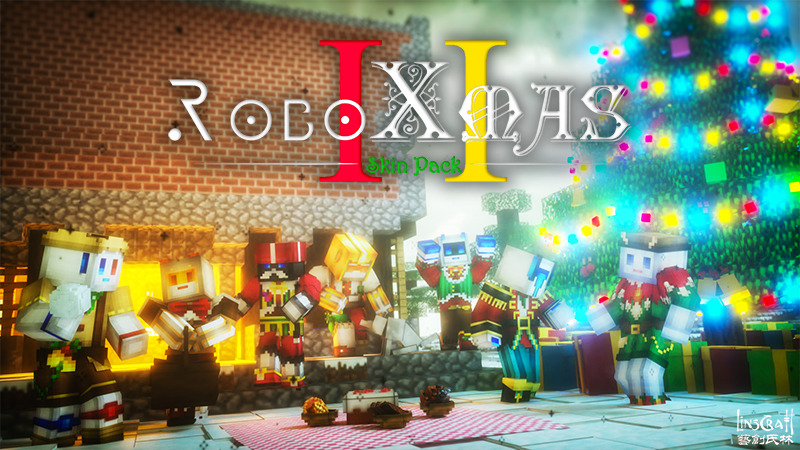 RoboXmas 2 on the Minecraft Marketplace by LinsCraft