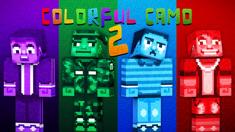 Play Colorful Camo 2