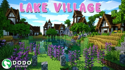 Lake Village on the Minecraft Marketplace by Dodo Studios