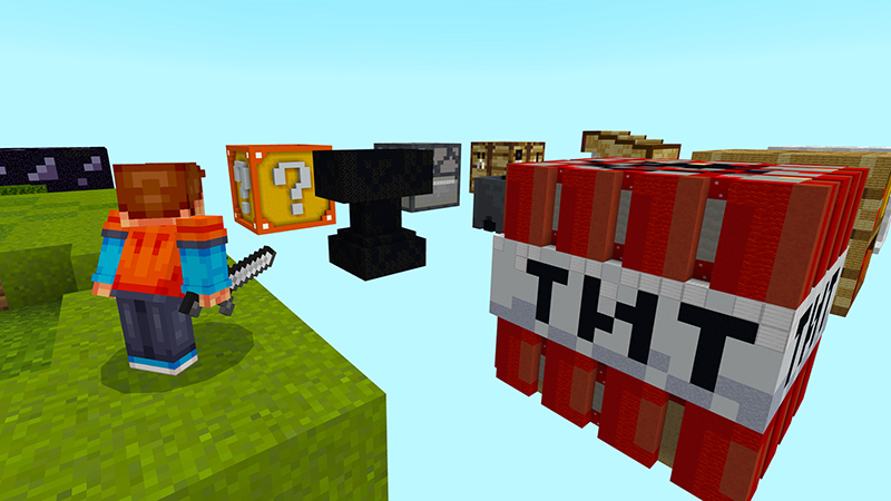 Extreme Survival: Mega Blocks by Razzleberries