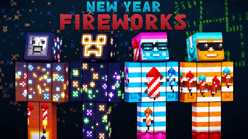 Play New Year Fireworks